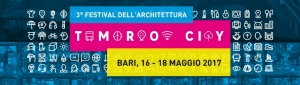 Pugliarch 2017- TOMORROW CITY